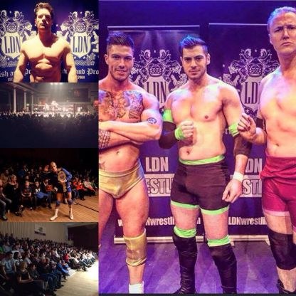 LDN Wrestling off to a bang in 2016